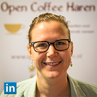Desiree Boerema iDees online Open Coffee Haren