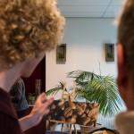 Open Coffee Haren David Christiaan
