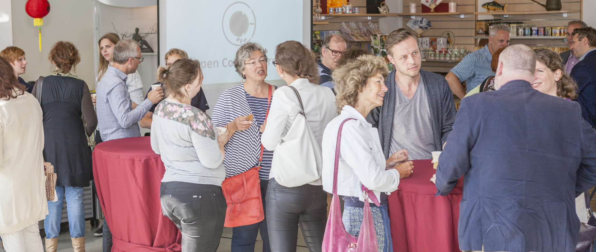 Open Coffee Haren