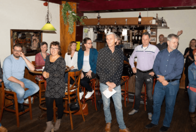 Open Coffee Haren november 2018
