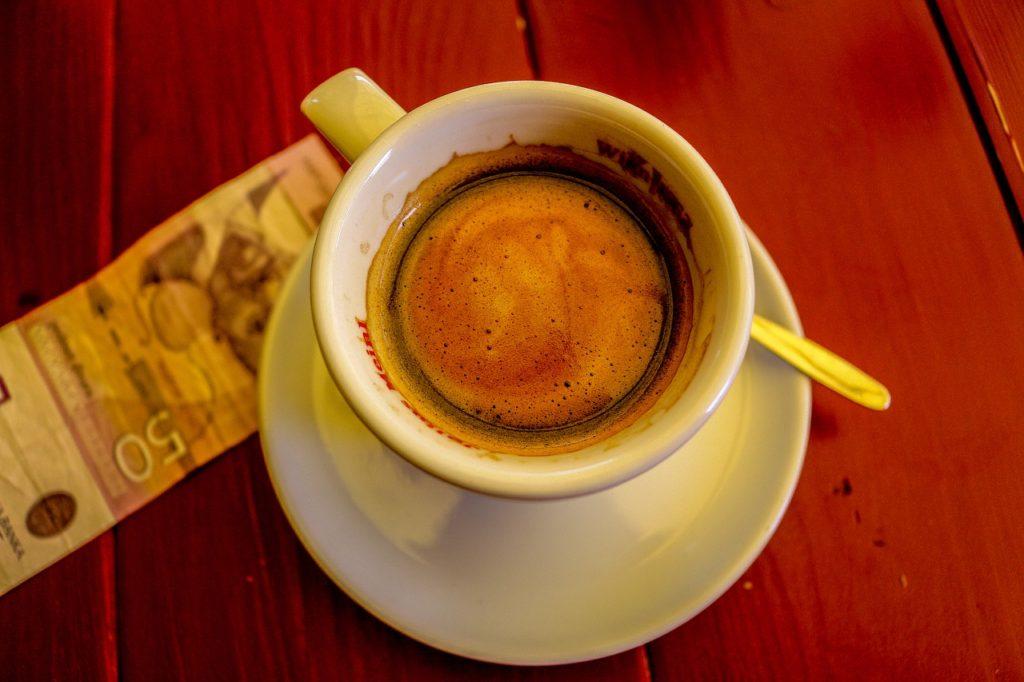product of dienst waard Open Coffee Haren